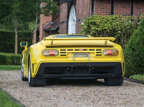 Bugatti Eb110 Super Sport 1995