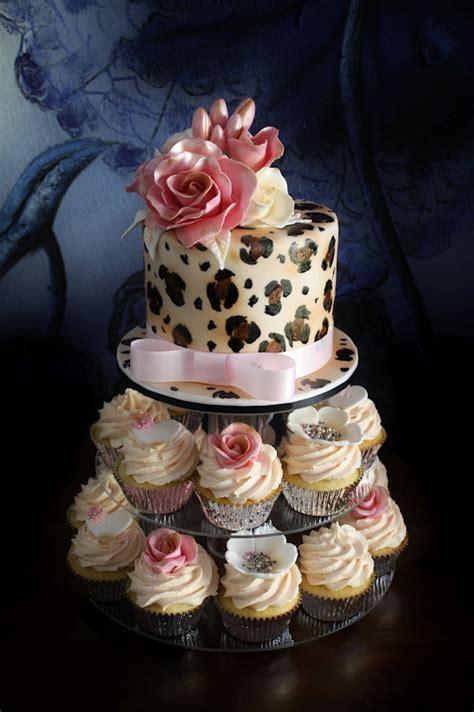 sandys cakes nats leopard pink birthday cake