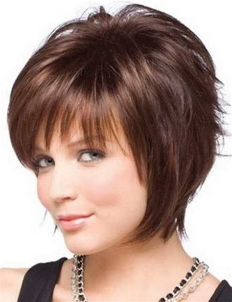 fashionable short hairstyles  women haircuts