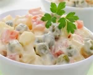 recette de salade pi 233 montaise light sans mayonnaise