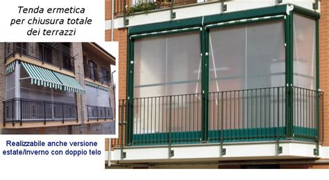 tende da sole pvc tende con guide laterali firenze