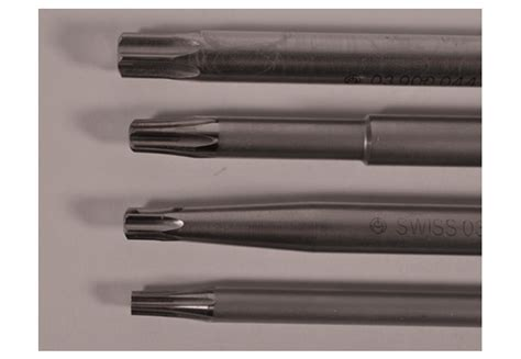 synthes stardrive screwdriver shafts