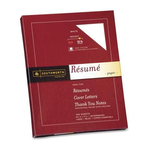 southworth rd18cf 100 cotton linen resume paper letter
