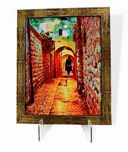 Jewish Gifts-Limited Edition Kotel Wall Art
