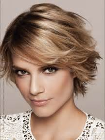 Cute Short Layered Hairstyles
