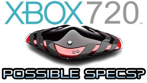 Xbox 720 Possible Specs Youtube