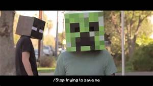 Friends With A Creeper39 Minecraft Parody 1 Hour Loop