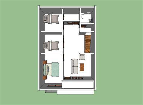 denah rumah ideal  lantai arsihome
