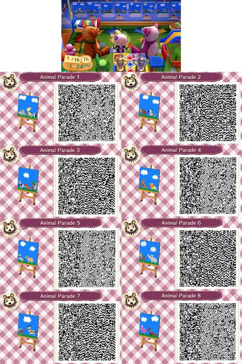 acnl wallpaper qr codes  wallpapersafari
