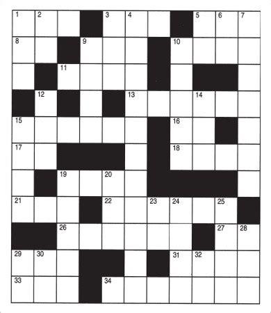 crossword puzzle template printable puzzle 9 free pdf documents free premium templates
