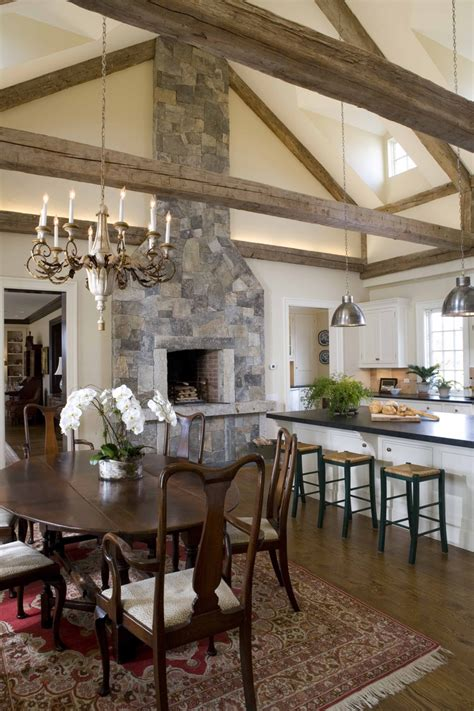 Kitchen Fireplace Design Ideas by 46 Best Lake House Fireplace Images On