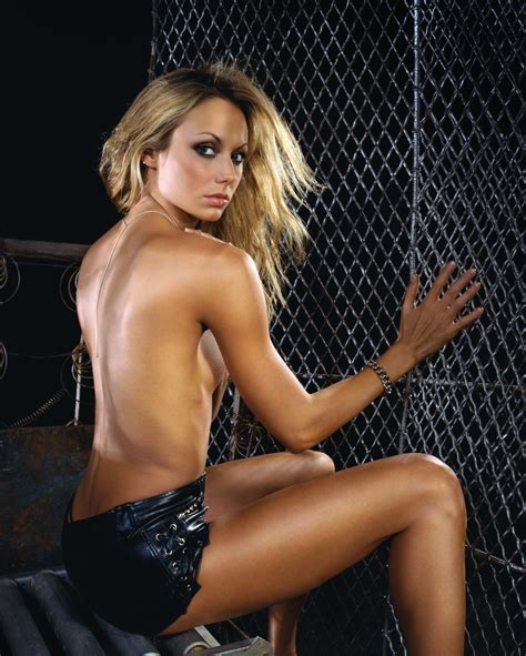 Stacy Keibler - Before She Was Clooney's Arm Candy ...