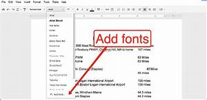 free technology for teachers how to add 450 fonts to With google docs custom page size