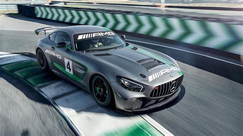 Mercedesamg Gt4 Is One Expensive Customer Racing Car