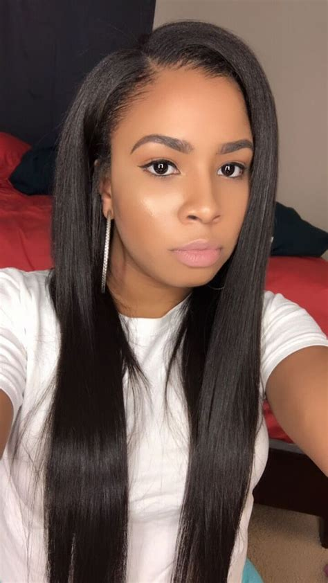 Sew In Weave Hairstyles Pictures by Sew In Hairstyles And Middle Bob Hair Styles