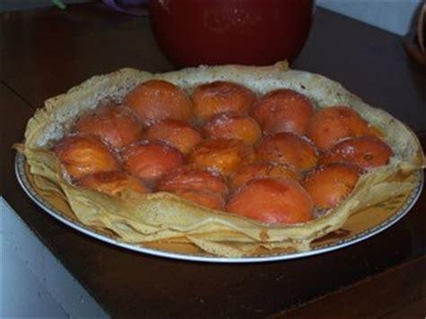 cuisiner les feuilles de brick tarte aux abricots en feuilles de brick recette iterroir