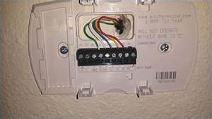 Honeywell 5 Wire Thermostat