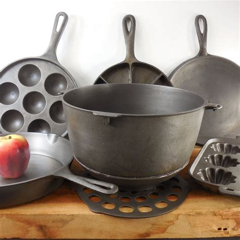cast iron cookware olde kitchen home