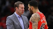 If the question is can Fred Hoiberg actually coach in the ...