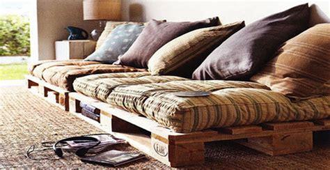 Diy// Sofa Pallet, Un Divano Realizzato Con Due Bancali In