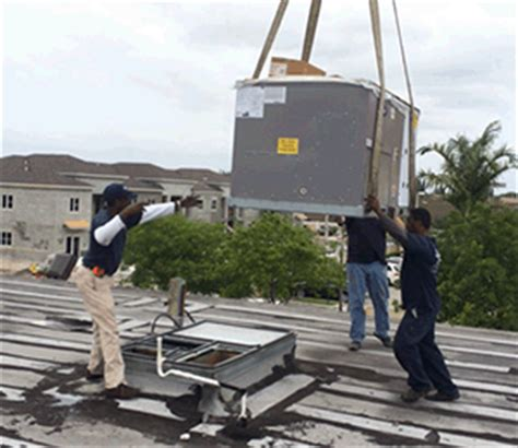 carrier commercial air conditioning ac repair miami