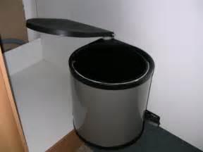 einbau mülleimer küche einbau mülleimer 11 liter abfallsammler küche ebay