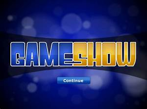 game show templates for powerpoint fitfloptwinfo With tv game show powerpoint templates