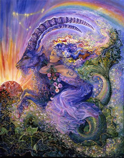 astrology  palmistry portal capricorn  goat fish