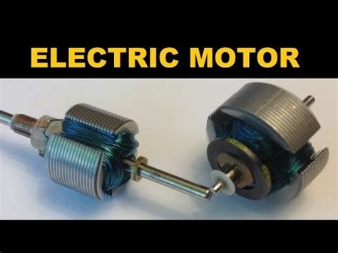 Electric Motor by Electric Motor Explained
