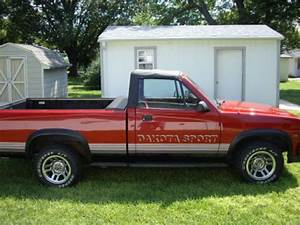 Buy Used 1989 Dodge Dakota Sport Convertible Pickup Truck
