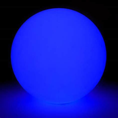 sphere lumineuse led patio 216 80 cm boules lumineuses sans fil