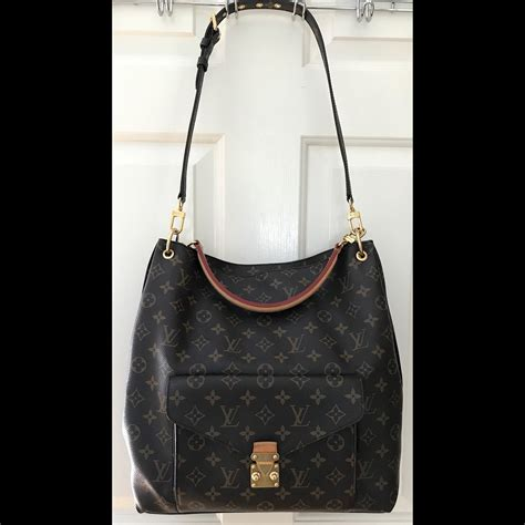 louis vuitton monogram metis hobo bag posh boutique