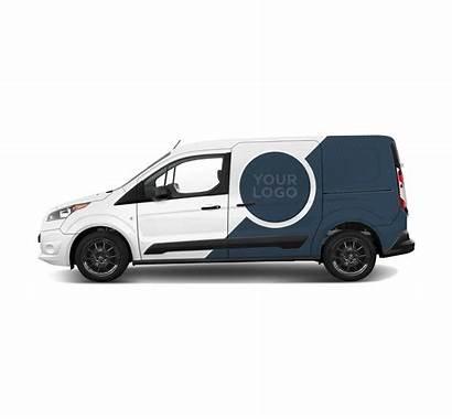 Wraps Vehicle Van Wrap Vinyl Quote Half