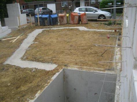 Streifenfundament Für Die Garage  Citadelle21de Coesfeld