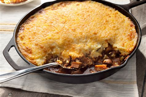 cuisine polenta layered eggplant and polenta casserole recipes dishmaps