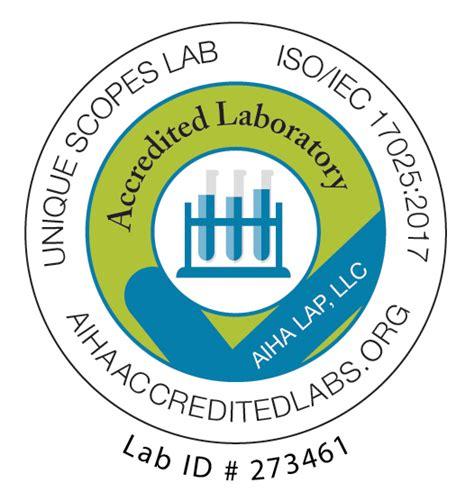 accreditations memberships sativa testing laboratories
