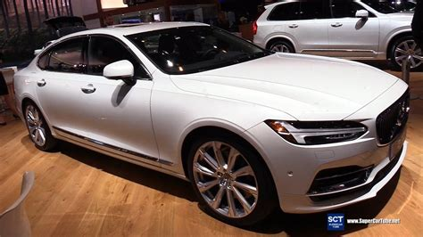 2018 Volvo S90 T8 Inscription  Exterior Interior
