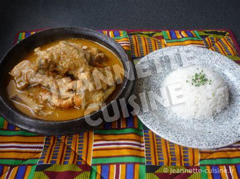 la sauce pistache 171 plat africain 171 jeannette cuisine