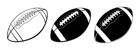american football vector black and white american football vector black and white how to format