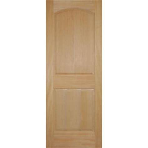 home depot 2 panel interior doors 2 panel arch top stain grade wood fir interior door slab