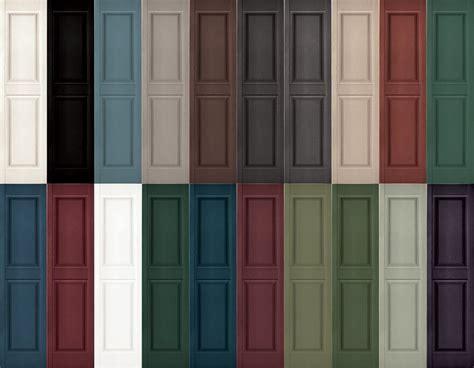 new pair raised panel exterior vinyl shutters 31 quot 39 quot in