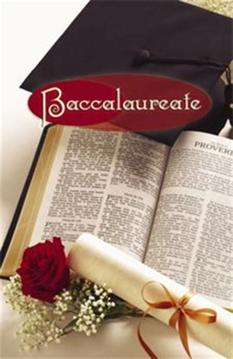 what is a baccalaureate baccalaureate class of 2013 riverside church linn grove