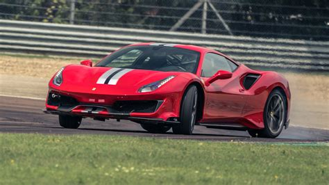 Ferrari 488 Pista Review Chris Harris Drives 711bhp