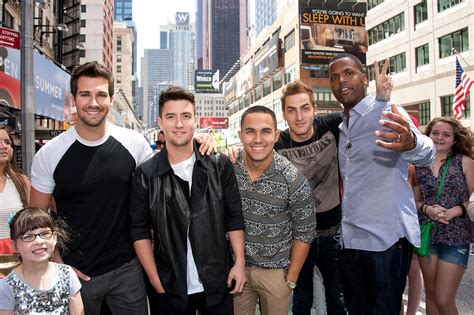 It was created by scott fellows. Big Time Rush Indonesia: Photos: Big Time Rush in New York