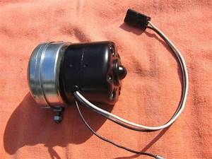 Find Power Antenna Motor Caddy Buick Olds Pontiac 1960 61