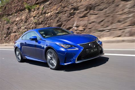Lexus Rc 200 by Lexus Rc 200t Driven Lexus Adds Blower Power To Rc Goauto