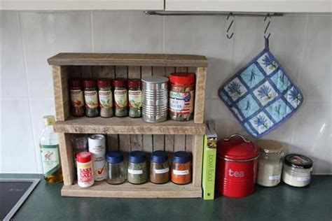 kitchen rack designs diy pallet spice racks for kitchen pallets designs 2473