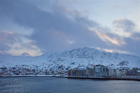 hammerfest norway northern norway dave derbis