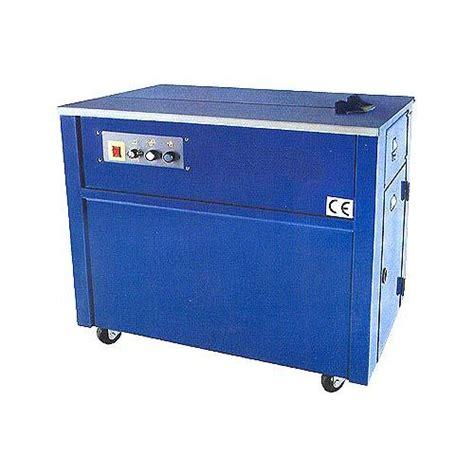 transpak semi automatic box strapping machine tp id