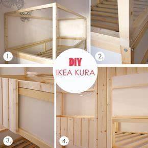 Ikea Kura Umbauen Anleitung : ikea hack kura diy kids louise 39 s bedroom pinterest ~ Markanthonyermac.com Haus und Dekorationen